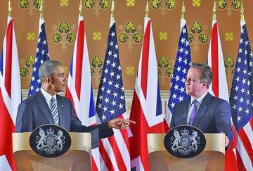 Obama insta a los jóvenes a luchar por el cambio en su visita al Reino Unido