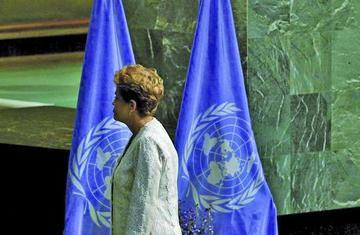 Rousseff alista su defensa ante comisión de Senado en Brasil