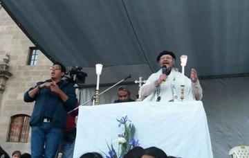 En misa piden que se ablande el corazón del Gobierno
