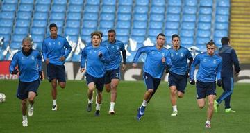 Real Madrid mide la ilusión del Manchester City