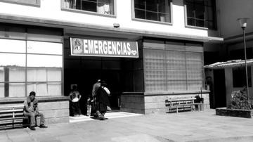 El Hospital Obrero de la Caja atiende caso de menor en terapia intensiva