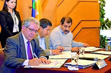 BCB viabiliza construcción de 2 proyectos energéticos en Potosí