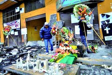 El Alto: Fiscalía dice que fueron eliminados más de 4 mil archivos