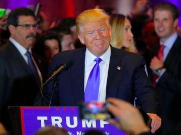 Trump y Clinton se consideran ganadores para las elecciones