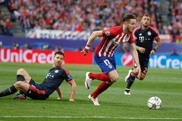 Atlético de Madrid vence a Bayern
