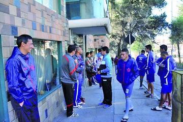 Sport Boys decide aclimatarse en la Villa Imperial para el duelo con el lila