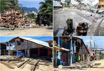 Tras el sismo en Ecuador la OPS prevé  brote de enfermedades