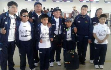 Siete niños de El Alto competirán en un concurso mundial de robótica