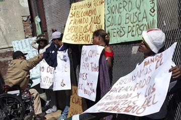 Rada pide a opositores no manipular demanda de discapacitados