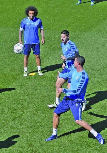 Real recibe en el Bernabéu al Manchester City