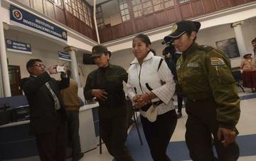 Choque involucra a la ministra de Transparencia en caso CAMC