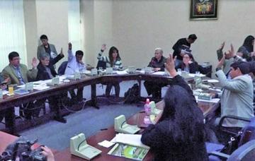 Comisión del Legislativo absuelve a Evo Morales sobre caso CAMC
