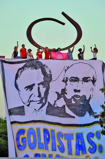 El Senado de Brasil define hoy si Dilma Rousseff va a proceso