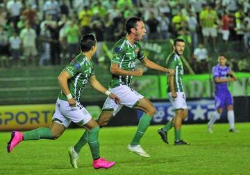 Oriente quiere asegurar su clasificación a la Sudamericana