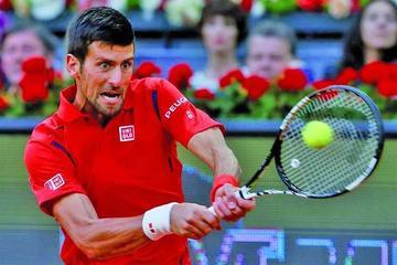 Murray y Djokovic avanzan a la final del Abierto de Madrid