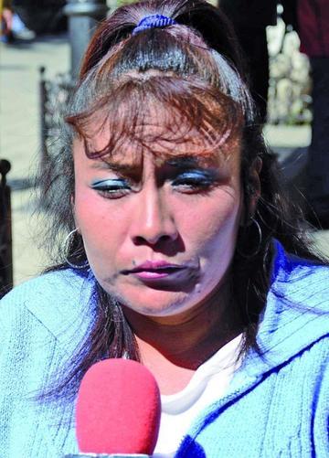 Personas con discapacidad marchan hoy en Potosí