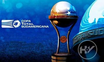 Tres equipos van por la Sudamericana