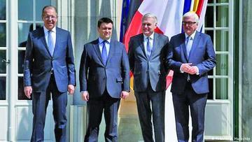Moscú y Kiev se atascan en proceso político para el conflicto ucraniano