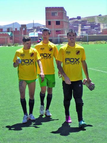 Pascua juega condicionado ante Universitario