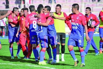 La U conserva la fe para conseguir su clasificación a la Copa Libertadores