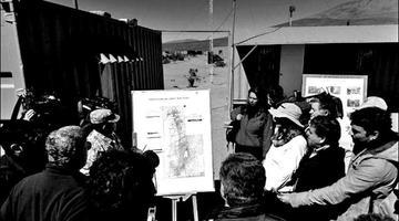 Bolivia y Chile niegan tener bases y dicen que son puestos militares