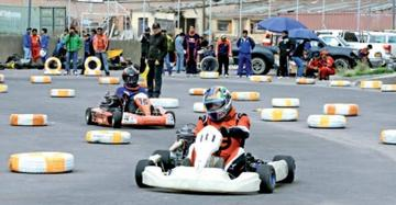 Camargo albergará la prueba de karting y automovilismo