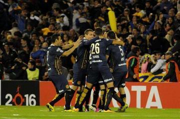 Rosario vence al Atlético Nacional