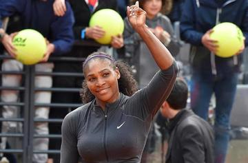 Williams y Keys juegan la final del Masters de Roma