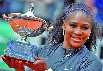 Williams y Murray son campeones de Roma