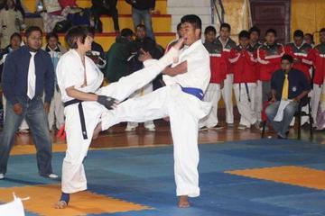 Potosí será sede del décimo tercer torneo nacional de karate
