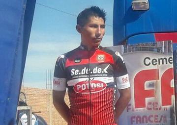 Javier Arando se alista para competir en el Panamericano de ciclismo en Venezuela