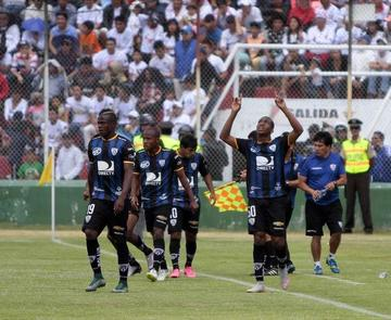 Independiente recibe a Pumas