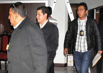 Detienen al juez que falló a favor de Carlos Chávez y Lozada