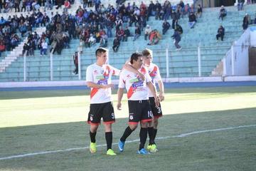 Cinco clubes luchan por la Sudamericana