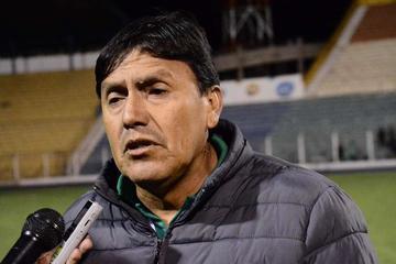 Maygua asegura que ganará en Cochabamba