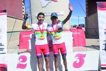 Oscar Soliz y Javier Arando comandan la selección nacional