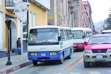 Consejo y Tránsito coordinan acciones para ordenar el tráfico