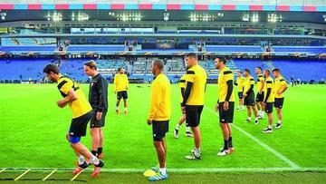 Liverpool y Sevilla buscan el título de Europa