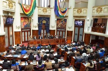 Senado sanciona la Ley  de Identidad de Género