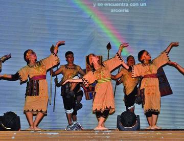 Potosí baila al son de la danza histórica