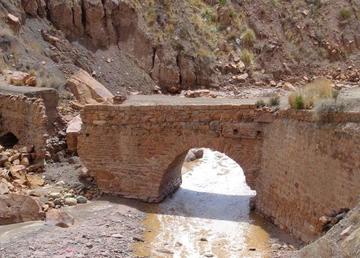 Revelan daño en puentes antiguos