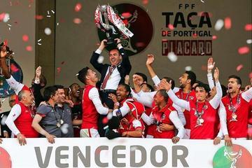 Braga gana y logra el título de Portugal