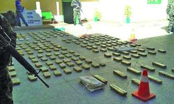 Secuestran marihuana valorada en $us 124 en dos operativos en Potosí