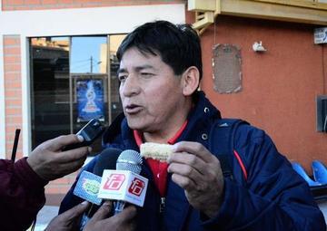Árbitro Orosco afirma que se lanzaron otros proyectiles