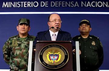 Gobierno colombiano confirma que el ELN tiene a tres periodistas