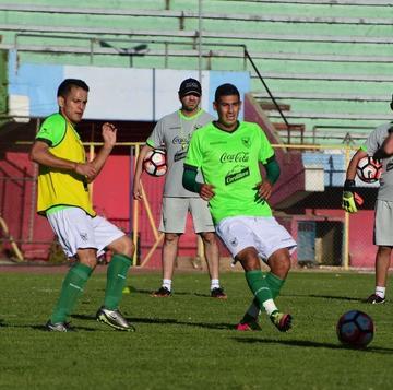 La Verde jugará con línea de cinco