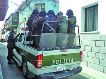 Denuncian avasallamiento a la jurisdicción municipal de Potosí