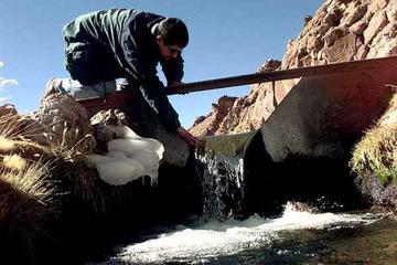 Verificarán en Uyuni la situación de las aguas potosinas del Silala
