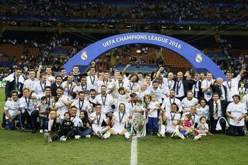 Real Madrid se corona campeón de la Liga de Campeones