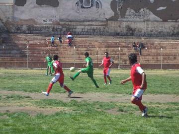 Rosario Central quiere recuperar la punta a costa de Ferrocarril Palmeiras